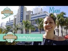 Miami Healthy and Vegan Travel Show on The Healthy Voyager Hosted by Car...