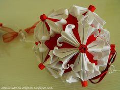 Lets Make Origami: Lily of the Nile