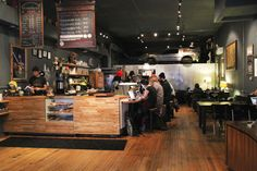 Mmm, That's Good: 10 Of Chicago's Best Coffee Shops #refinery29