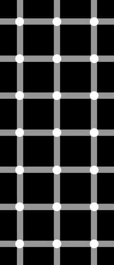 Black & White Optical Illusion  | #art #design #pattern