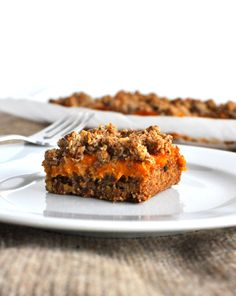 Paleo Apricot Bars | Fed and Fit