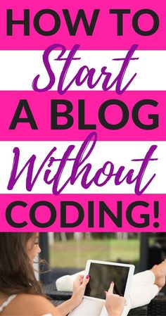 The easiest way to start a blog is to create one without coding and without hiring anyone. Here's how! ----- start a blog, starting a blog, how to start a blog, how to grow a blog, how to make money with a blog, how to blog full time
