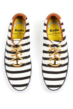 KEDS FOR OPENING CEREMONY KEDS ANCHOR JERSEY SHOES - MEN - FOOTWEAR - KEDS FOR OPENING CEREMONY