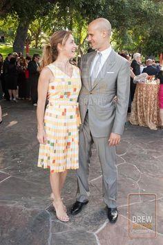 sasha alexander / edoardo ponti / wedding | celebs in ...