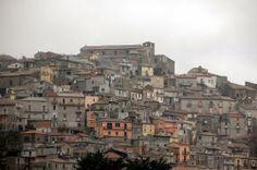 Tiriolo, al centro dell'Istmo d'Italia