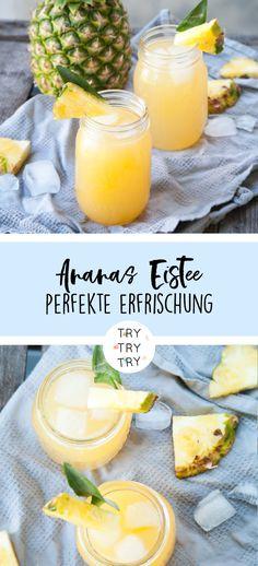 Wie man Thunfisch mit Ananas zubereitet, um Gewicht zu verlieren