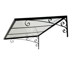 NEW-Door-Canopy-Cover-Shade-Palram-Venus-Home-Covers-Rain-Shelter-Porch-Marquee