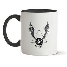 [ Harry Potter ] Coques/Mugs Vif D'or + Reliques // Bienvenue sur Keewi.io - Créez et vendez vos T-Shirts Gratuitement