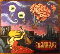 If you like the music of Bob Wills and Patsy Cline you should go hear Brain Cloud sometime, maestros of western swing.
