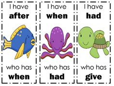 Dive into this high frequency word game focused on the first grade dolch sight word list. $1