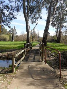 River Walk at Pioneer Park