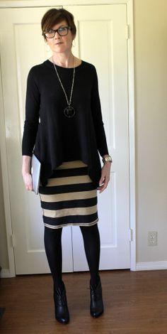 Beverly like Hills: Dress, and a Skirt, Week Part 2