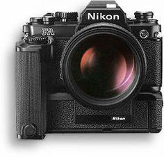 Nikon FA, 1983