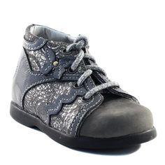 354A LITTLE MARY TROTTINE GRIS www.ouistiti.shoes le spécialiste internet de la chaussure bébé, enfant, junior et femme collection automne hiver 2015 2016