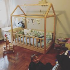 Montessori bed By Milk Furniture ⚡️