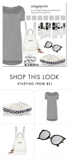 """Fratelli Karida VIII"" by nerma10 ❤ liked on Polyvore featuring RAS, T By Alexander Wang, River Island and FratelliKarida"