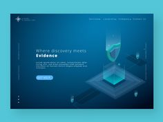 Web Design for a Digital Forensic Company