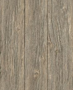 Wood (J02417) - Brewers Wallpapers - Vertical natural wood paneling with intricate detailing in the wood grains. Please request a sample for true colour match. Paste-the-wall product.