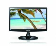 """The Samsung s19a10n LCD has a 18. 5"""" wide screen, 16: 9, 1366x768, 5ms response time, 700: 1 contrast ratio, 200cd/m bright - d-sub"""