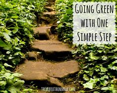 Going Green with One Simple Step