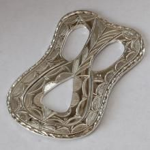 Money Clip 925 Sterling Silver Hand made 2.5