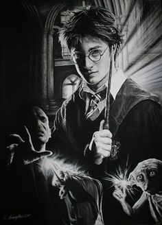 All of my pencil drawings *Pencil Sketch - Harry Potter by Christian Frampton-Carr Harry Potter Sketch, Harry Potter Artwork, Harry Potter Poster, Harry Potter Drawings, Harry Potter Tattoos, Harry Potter Wallpaper, Harry Potter Characters, Harry Potter Universal, Harry Potter Fandom