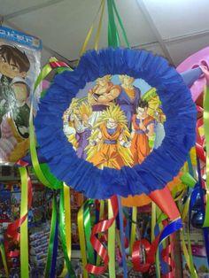 Articulos De Cumpleaños Dragon Ball Z - $ 1.990 en MercadoLibre