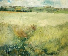 John Price Jenkins 'The Half Cut Field', 1980