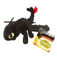 "DreamWorks Dragons: How To Train Your Dragon 2 - 8"" Plush - Toothless Dreamworks Dragons http://www.amazon.com/dp/B00FU0UZM8/ref=cm_sw_r_pi_dp_kBHJvb08BDA9R"