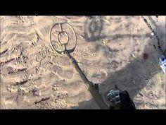 Garrett ATX -- how to get more depth in wet salt water sand First Target, Alkaline Battery, Metal Detector, Salt And Water, Colonial, Simple, Detector De Metal