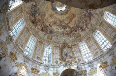 Ettal Abbey, Bavaria, Germany