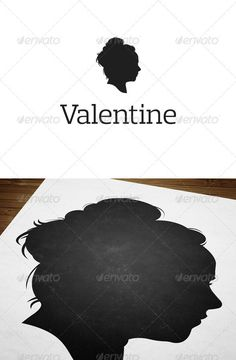 Valentine — Vector EPS #spa #wedding • Available here → https://graphicriver.net/item/valentine/2633421?ref=pxcr