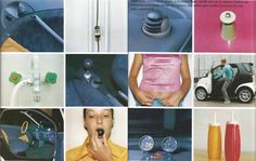 "Detalles. Extracto del libro promocional Smart ""Reduce to the max"" 1998."
