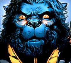 Beast by Phil Jimenez