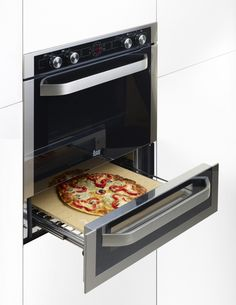 This Home pizza oven shares space with normal food: http://cnet.co/1a4vsC8