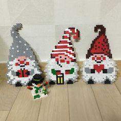 #아트비즈 #산타할아버지 #크리스마스 #눈사람 드뎌 모두 완성.!! 회색이 없어 색이 좀 다르게 했지만 나름 괜찮은듯.!!🎄