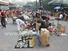 Panjiayuan (潘家园) Market, Panjiayuan Flea Market