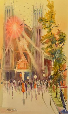Karin Dawn Kelshall Best See More From Fine Art America Let There Be Light By Roy Wilson Watercolors