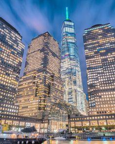 Liberty Tower aka OneWTC by @fullmetalphotography #nyc #newyork #newyorkcity #manhattan #brooklyn #queens #eastvillage #westvillage #midtown #downtown #tribeca #soho #uppereastside #upperwestside