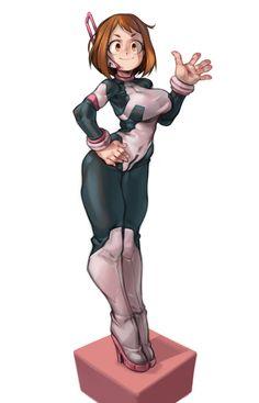 My Hero Academia Episodes, My Hero Academia Memes, Hero Academia Characters, My Hero Academia Manga, Female Characters, Anime Characters, Hero Manga, Manga Girl, Anime Art Girl