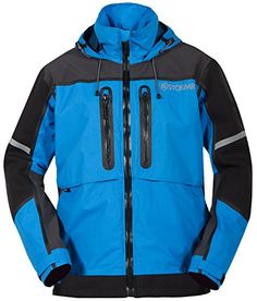 Stormr Fusion Large Blue Jacket R710MF-44-L For Harsh Weather Conditions