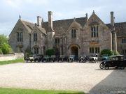 Great Chalfield Manor, Wiltshire.