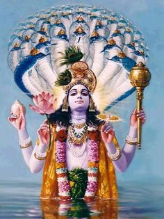 The story of Indira Ekadasi was narrated to Yudhishtira by Lord Krishna. Comment Hare Krishna if you're observing this fast today! Krishna Lila, Krishna Art, Krishna Images, Hare Krishna, Indian Gods, Indian Art, Religion, Lord Vishnu Wallpapers, Arte Tribal