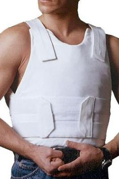 Concealed Bulletproof and Stab Proof Vest  Level I , Level IIIA