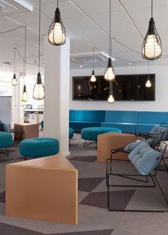 Novo escritório da Skype na Suécia
