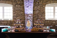 A dessert table we could devour...entirely.  Top Tier Delights are one of the premiere dessert makers in the area.    Photographs © Midwest LifeShots Photography of Rochester Minnesota, http://www.midwestlifeshots.com.