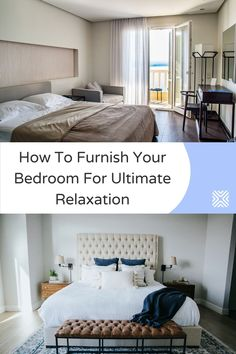 Bored with your current bedroom decor? Here are 5 bedroom design tips that'll help you give your bedroom a makeover! Check them out and start decorating your bedroom.