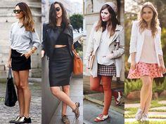 Sapato Oxford | Sutileza Feminina