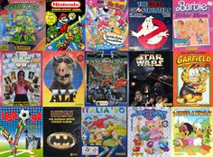 Panini sticker collections
