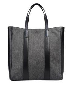 b5b7dd1ac7b TRUSSARDI - Handbags - Large fabric bag TRUSSARDI on thecorner.com